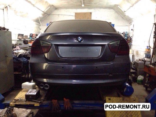 Продам а/м BMW 3 series требующий вложений
