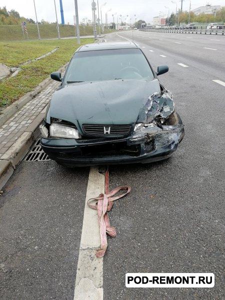 Продам а/м Honda Accord битый