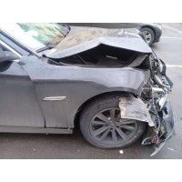 Продам а/м BMW 5 series битый