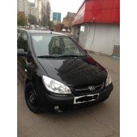 Продам а/м Hyundai Getz требующий вложений