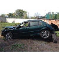 Продам а/м Jaguar X-Type аварийный