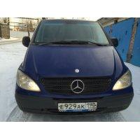 Продам а/м Mercedes-Benz Vito требующий вложений