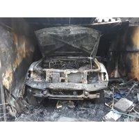 Продам а/м Mitsubishi Pajero после пожара