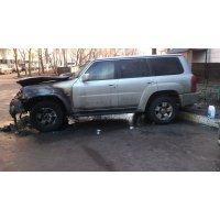 Продам а/м Nissan Patrol после пожара