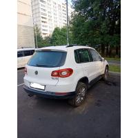Продам а/м Volkswagen Tiguan битый