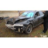 Продам а/м Audi A6 требующий вложений