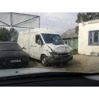 Продам а/м Mercedes-Benz Sprinter битый