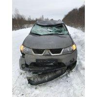 Продам а/м Mitsubishi Outlander XL аварийный