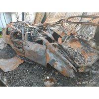 Продам а/м Toyota Land Cruiser Prado битый